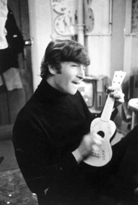 En The Best Moments Of John Lennon On Guitar